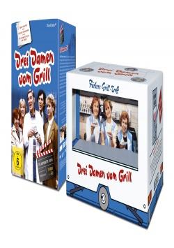 Drei Damen vom Grill – Die komplette Serie – DVD
