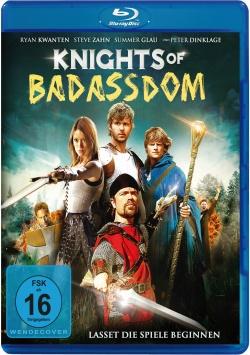 Kinghts of Badassdom – Blu-ray