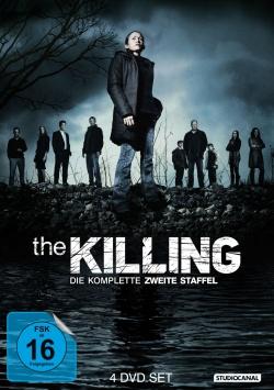 The Killing – Die komplette zweite Staffel - DVD