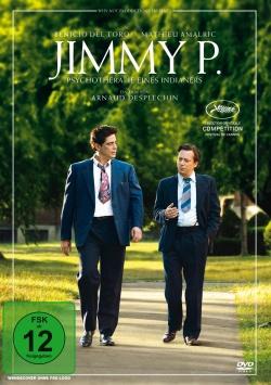 Jimmy P. – Psychotherapie eines Indianers – DVD