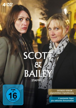Scott & Bailey Staffel 3 – DVD