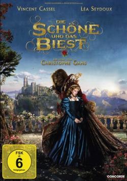Die Schöne und das Biest – DVD