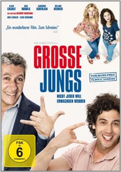 Große Jungs – DVD