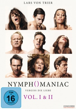 Nymphomaniac Vol. I & II - DVD