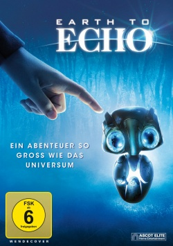 Earth to Echo – DVD