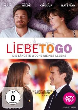 Liebe to go – Die längste Woche meines Lebens – DVD