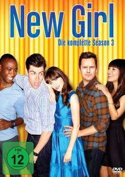 New Girl – Staffel 3 - DVD
