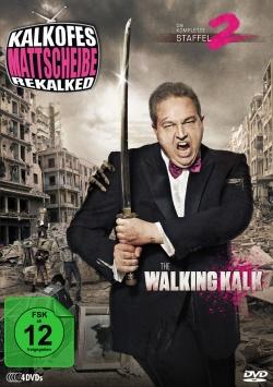Kalkofes Mattscheibe REKALKED – Die komplette Staffel 2 - DVD