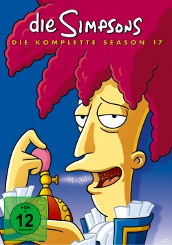 Die Simpsons – Season 17 – DVD