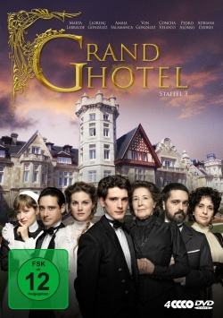 Grand Hotel – Staffel 3 - DVD