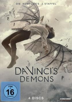 Da Vinci`s Demons – Staffel 2 - DVD