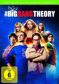 The Big Bang Theory Staffel 7 - DVD
