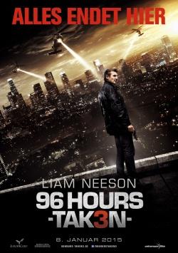 96 Hours – Taken 3