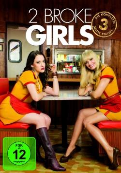 2 Broke Girls – Die komplette dritte Staffel – DVD