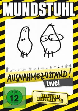 Mundstuhl – Ausnahmezustand LIVE – DVD