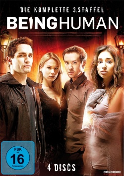 Being Human – Staffel 3 – DVD