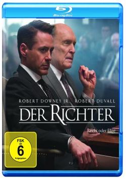 Der Richter – Recht oder Ehre – Blu-ray