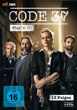 Code 37 – Staffel 1 - DVD