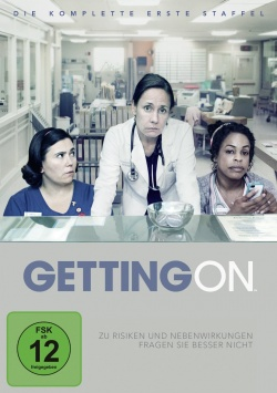 Getting on – Die komplette erste Staffel - DVD