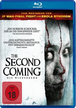 The Second Coming – Die Wiederkehr – Blu-ray