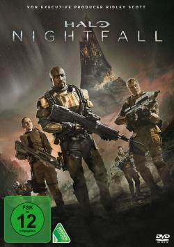 Halo: Nightfall - DVD