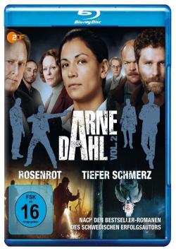 Arne Dahl Vol. 2 – Blu-ray