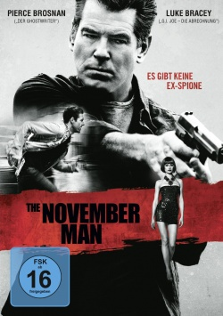 The November Man - DVD