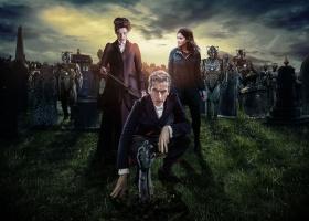 Doctor Who – Die komplette 8. Staffel – Blu-ray