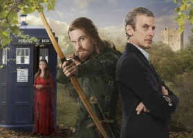 Doctor Who – Die komplette 8. Staffel – Blu-ray