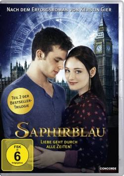 Saphirblau – DVD