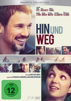 Hin und Weg – DVD