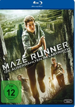 Maze Runner – Die Auserwählten im Labyrinth – Blu-ray