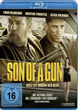 Son of a Gun – Blu-ray