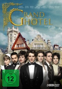 Grand Hotel – Staffel 4 - DVD
