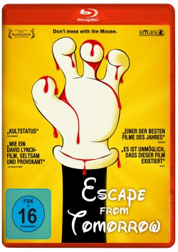 Escape from Tomorrow – Blu-ray