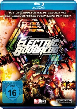Electric Boogaloo – Blu-ray