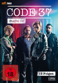 Code 37 – Staffel 2 - DVD