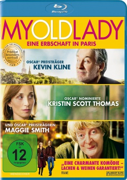 My Old Lady – Blu-ray