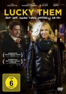 Lucky Them – Auf der Suche nach Matthew Smith – DVD