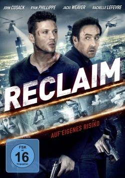 Reclaim – Auf eigenes Risiko – DVD