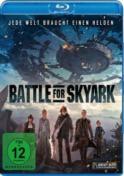 Battle for Skyark – Blu-ray