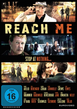 Reach Me – Stop at Nothing – DVD
