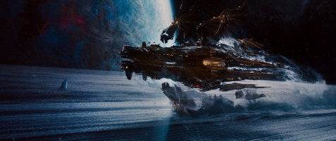 Jupiter Ascending – Blu-ray