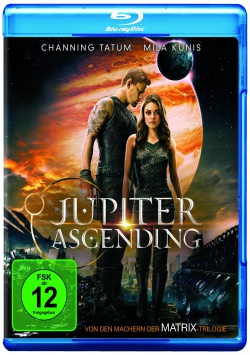 Jupiter Ascending – Blu-ray