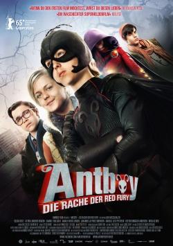 Antboy – Die Rache der Red Fury