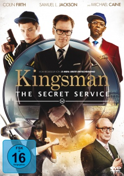 Kingsman: The Secret Service – DVD