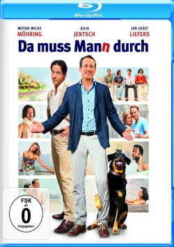 Da muss Mann durch – Blu-ray