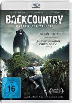 Backcountry – Blu-ray
