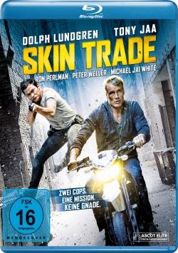 Skin Trade – Blu-ray