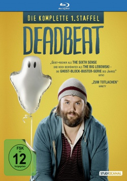 Deadbeat Season 1 – Blu-ray